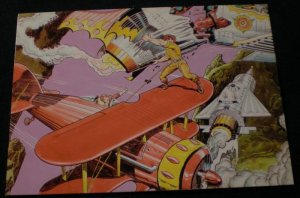 1994 Jack Kirby Unpublished Archives Promo Card NM FREE SHIPPING