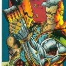 Rare 1994 Crunch N Munch X-Men Promo Card #NN - Cable NM FREE SHIPPING