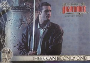 HIGHLANDER PROMO P2 NEAR MINT FREE SHIPPING
