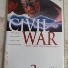 CIVEL WAR #3 SIGNED BY MORRY HOLLOWELL  NM DF W/COA