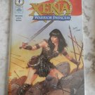 XENA: WARRIOR PRINCESS SIGNED GOLD AU EDITION W/COA NM