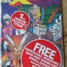 X-Force #1 sealed Deadpool cameo with random card
