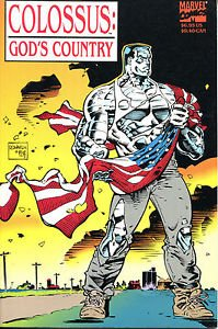 Colossus: God's Country-X-MEN Ann Nocenti, Rick Leonardi