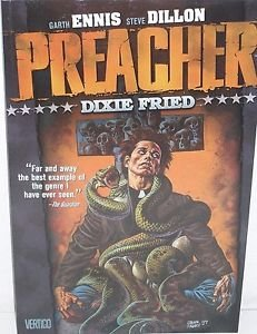 PREACHER: DIXIE FRIED TPB (VOL. 5) (1998 Series) #1