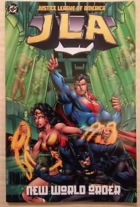 JLA New World Order #1 (1997) DC Comic Books TPB Superman Batman Wonder Woman NM
