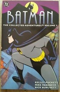 1994 BATMAN THE COLLECTED ADVENTURES TPB Vol 2 1st Harley Quinn 1st Print