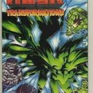 Incredible Hulk Transformations graphic  TPB NEW