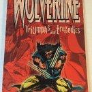 Wolverine Triumphs and Tragedies TPB Brand New  NM