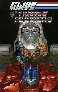 GI Joe vs. Transformers TPB (2004-2006 Devil's Due)