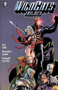 WILDCATS TRILOGY  (Wildstorm 1993 TPB Brandon Choi / Jae Lee) VERY RARE