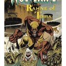 Wolverine: Rahne of Terra by Peter David & Andy Kubert PF 1991, Marvel Comics