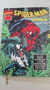 Spider-Man VS Venom TPB 1990 NM, Todd McFarlane run