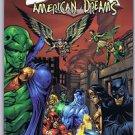 JLA AMERICAN DREAMS - 1997 - PRESTIGE FORMAT - GRANT MORRISON, HOWARD PORTER