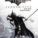 BATMAN: ARKHAM CITY HARDCOVER Paul Dini DC Comics Video Game Graphic Novel HC