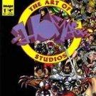 The Art Of Homage Studios/Jim Lee/Marc Silvestri/Portacio/1993 Image Comics