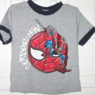 Boys Spider Man T-shirt T4