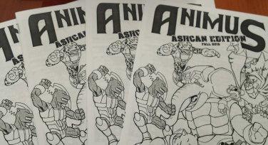 Animus Fall 2016 Ashcan