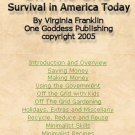 Off The Grid: Survival in America Today
