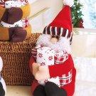 New 4-Pc. Christmas Santa Holiday Gift Towel Set