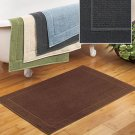 New Oversized Quick-Dry Bath Mat Gray Color