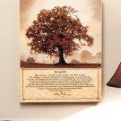"""New 16"""" x 20"""" Beautiful Living Tree Wall Art"""
