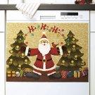 New Glow-in-the-Dark Santa Dishwasher Magnets