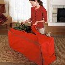 "New 48"" x 20"" x 15"" Artificial Holiday Christmas Tree Storage Bag"