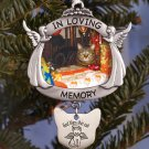 New Photo Pet Cat Memorial Ornament for Christmas Tree Decoration