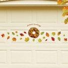 New Holiday Christmas Seasonal Autumn Greetings Garage Door Magnets