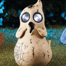 New Halloween Solar Garden Ghost Statue