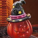 """New 15"""" Color-Changing LED Pumpkin Battery operated"""