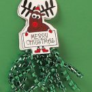 New Set Of 18 Reindeer Holiday Christmas Novelty Bows