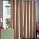 """New Sage Green Color 112"""" Wide Blackout Patio Curtain"""
