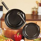 New Set of 2 Fat-Free Fry Pans