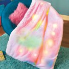 New  Cozy Cuddler Lighted Throw / Blanket