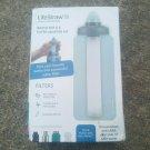 LifeStraw Universal Water Filter Bottle Adapter Kit Fits Select Bottles Camping