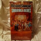Sweatin' To The Oldies VHS VCR Video Tape Movie Richard Simmons Used Sweating