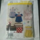 SEWING PATTERN - Sew Baby Clothes Infant Girl Smocked Dress Preemie to 18m 1205