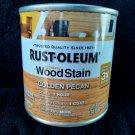 Rust-Oleum 8 Oz ULTIMATE STAIN Golden Pecan 1 COAT APPLICATION 344726 One Hour