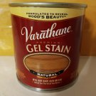 Varathane 8 Oz Ultimate GEL STAIN Natural 1 COAT APPLICATION 224494 One Coat