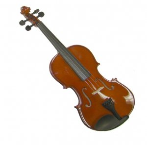 Crystalcello MA200 16 inch Viola with Case and Bow