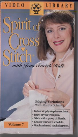 Spirit of Cross Stitch Volume 7 Video with Jean Farish Huls