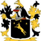 Wilson Coat of Arms in Cross Stitch