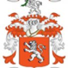 Price Coat of Arms in Cross Stitch