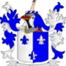 Nelson Coat of Arms in Cross Stitch