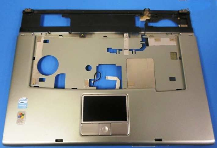 3dzl6tctn21 Acer touch pad and palm rest