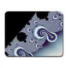 Fractal Pattern 2 Small Mouse Pad