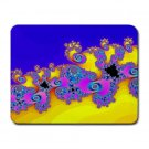 Fractal Pattern 3 Small Mouse Pad