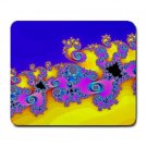 Fractal Pattern 3 Large Mouse Pad