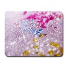 """Colourful Sparkles"" Small Mouse Pad"
